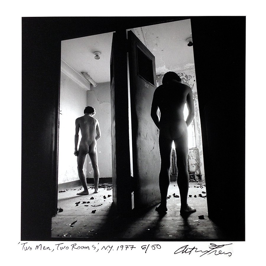 Two Men, Two Rooms