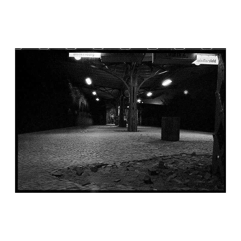 Geisterbahnhof · ca. 1987